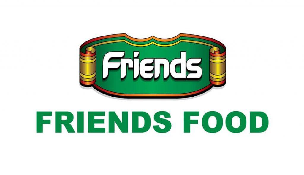 Friends Food TVC